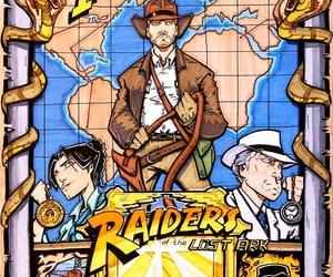 classic, humor, and Indiana Jones image