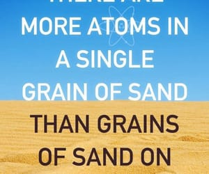 atom, quotes, and grain image