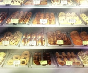 anime, bakery, and bread image
