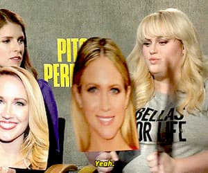 gif, brittany snow, and rebel wilson image