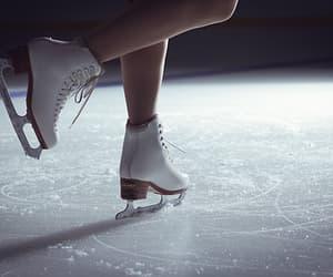 girl and ice image