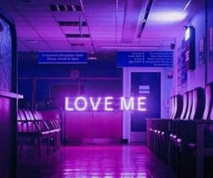 pink, aesthetic, and love me image