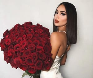 beauty, bouquet, and dilara image