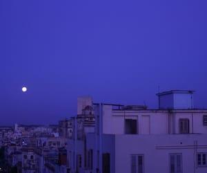 sky, beautiful, and blue image