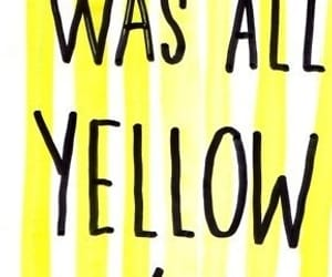 color, colour, and yellow image
