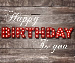 birthday, b'day, and hbd image