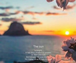 weather, sun, and my sunshine image
