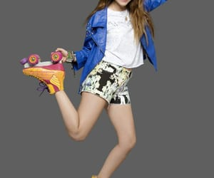 happy, rollers, and karol sevilla image