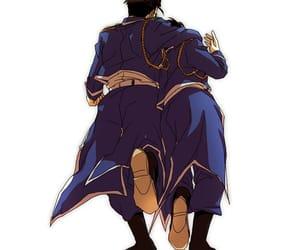 fullmetal alchemist and maes hughes image