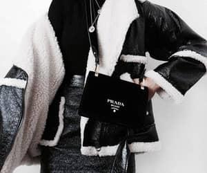 fashion, girl, and Prada image