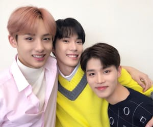 winwin, taeil, and doyoung image