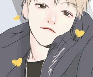 exo, fanart, and baekhyun image