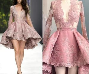 v-neck homecoming dress, sexy homecoming dress, and v-neck homecoming dresses image