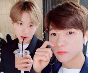 nct, jungwoo, and renjun image