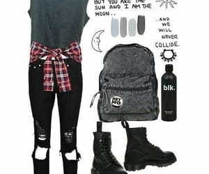 alternative, grunge, and outfits image