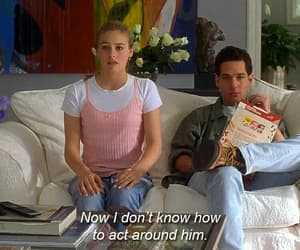 Clueless, quotes, and 90s image