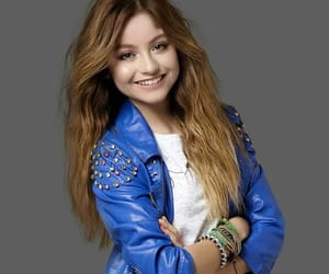 blonde, blue, and jacket image