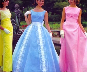 1960s, formal, and Seventeen image