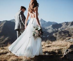 bianco, matrimonio, and landscape image
