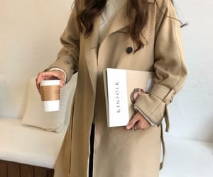 beige, coffee, and fashion image