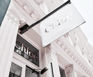 chloe, luxury, and shopping image