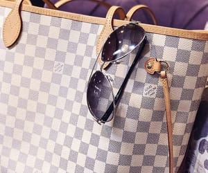 bag, tote, and Louis Vuitton image