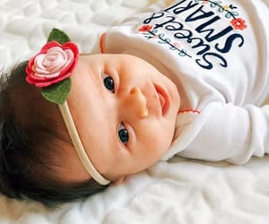 baby, sweet, and cutie image