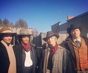 DC, sara lance, and legends of tomorrow image
