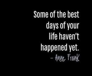 anne frank, happy, and inspirational image