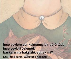alıntı, türkçe sözler, and ece temelkuran image