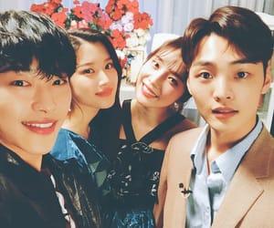 joy, red velvet, and woo do hwan image
