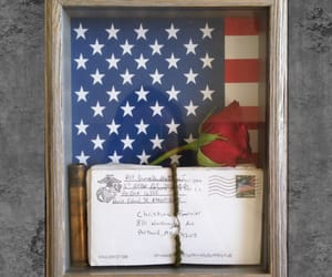 military, usa, and picture frames image
