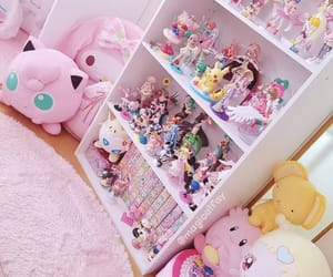 anime, decor, and kawaii image