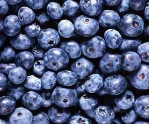 blueberry, blue, and fruit image