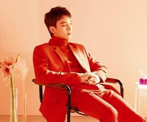 Chen, korean boy, and kim jongdae image