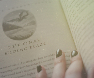deathly hallows, film, and harry potter image
