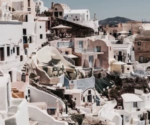 Greece, indie, and landscape image