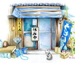 art, tokio, and tokyo image