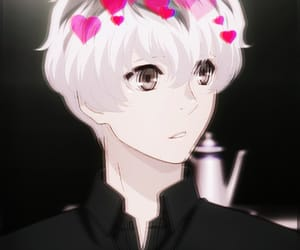 anime, icon, and tokyo ghoul image