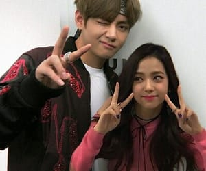 bts, blackpink, and kim jisoo image