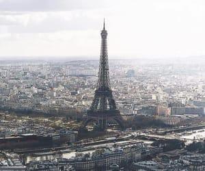 france, city, and paris image