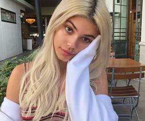 kelsey calemine, blonde, and model image