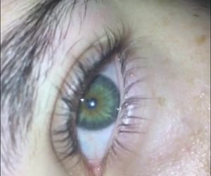 eyes, tumblr, and freckle image