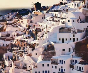 Greece, white, and summer image