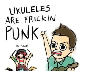 twenty one pilots, tøp, and ukulele image
