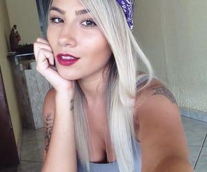 bandana, hair, and headband image