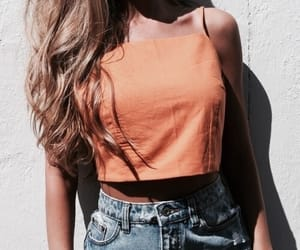 fashion, girl, and clothes image