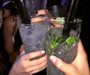 alcohol, luxury, and nails image