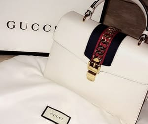 girls, gucci, and bag image
