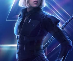 Avengers, scarlettjohansson, and thanos image